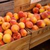 Peach Almond Shortcake